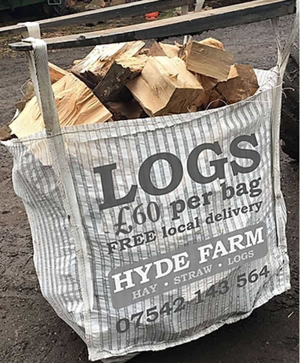 Seasoned Log Suppliers in Hertfordshire
